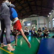 Workshop di verticali e acrobatica a coppia