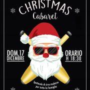 17 dicembre 2017 – CABARET DI NATALE