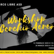 15 febbraio 2020 – Workshop Cerchio Aereo