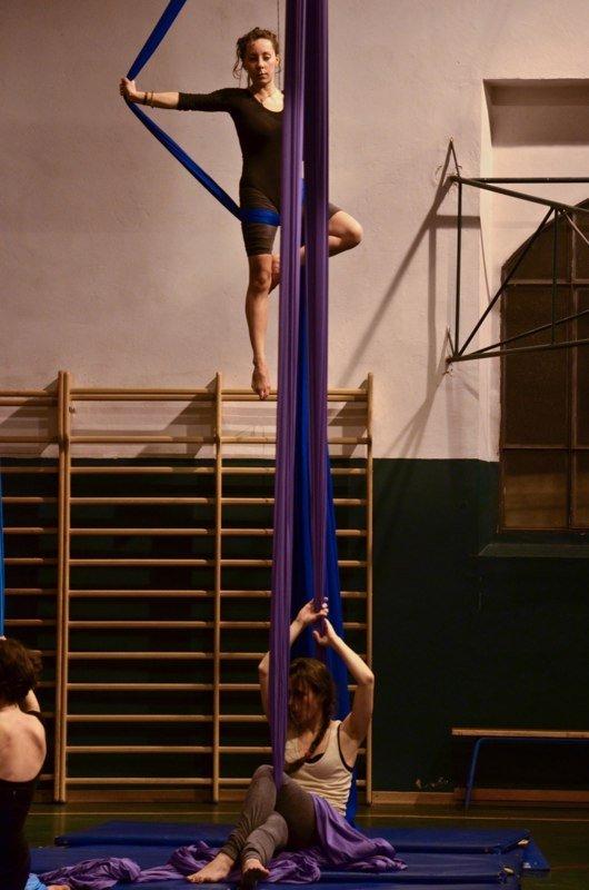 Allenamenti Circo Libre Firenze