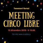 Meeting Circo Libre – 15 dic 2019
