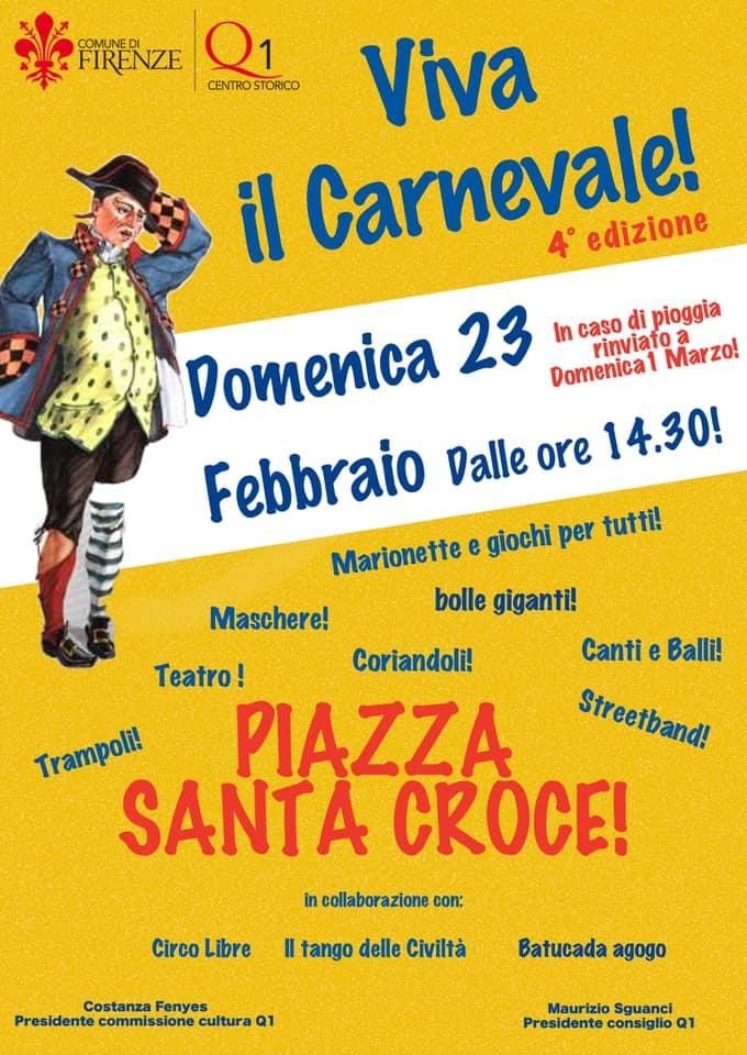 carnevale circo libre