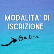NUOVE MODALITA' D'ISCRIZIONE Anno sportivo 2021/22